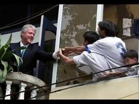 Sinh viên VN ngày càng yêu Bill Clinton và nước Mỹ .