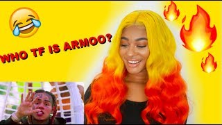 "ARMOO, 6IX9INE ""BOZOO"" (WSHH Exclusive- Official Music Video) Reaction Ft. SuperNova Hair"