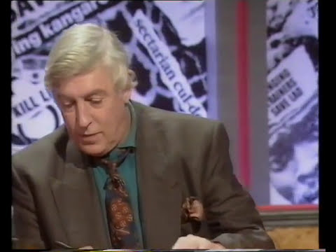 Television Archive: Have I Got News For You December 1992 Peter Cook Douglas Adams