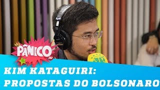 O que Kim Kataguiri aprova e desaprova das propostas de Bolsonaro?