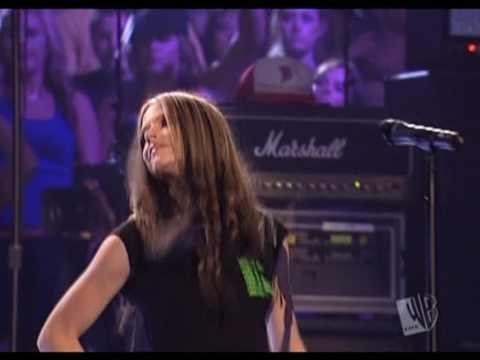 Avril Lavigne Sk8er Boi Outfit. Avril Lavigne: WB Pepsi Smash