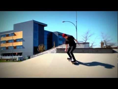 Mosaic Skateboards Lanny DeBoer 2012