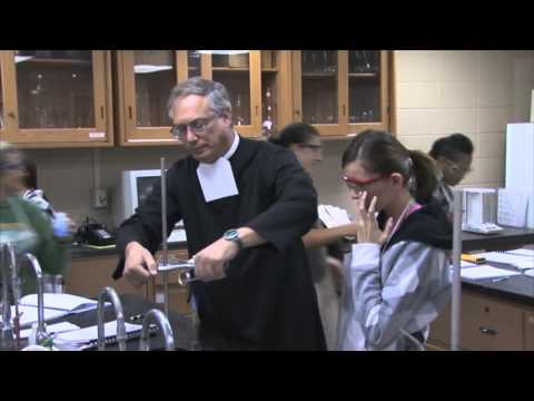 Science and Research at Lewis University