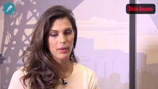 "Iris Mittenaere (Miss France 2016) : ""Ado, j'étais fan de Robert Pattinson"""