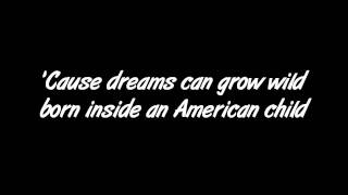 Phil Vassar - American Child - With Lyrics