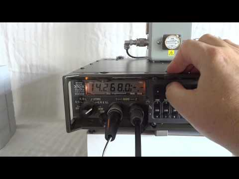 Callpac PRC2000 military man-pack radio