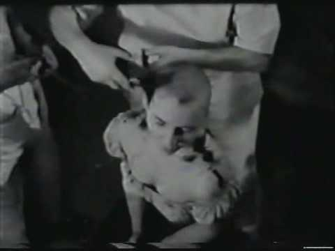 Girl in the Kremlin Head Shave (1957)