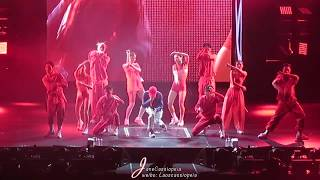 Middle Fingers-Up - 170813 G-dragon Act III Motte in Melbourne