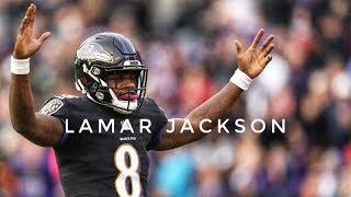 "Lamar Jackson Rookie Highlights ""NO FLOCKIN"""