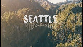 Seattle, Pacific Northwest [4K]