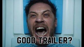 VENOM TRAILER + Jungle Book movie, The Office reboot