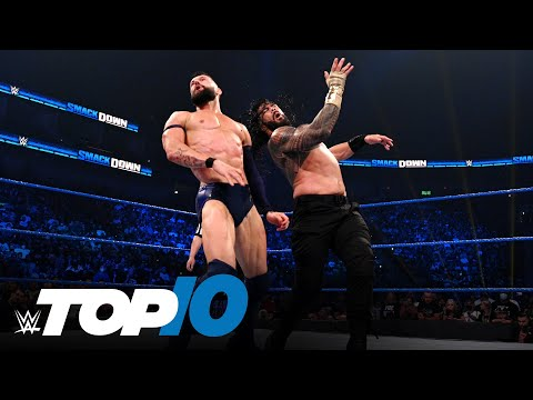 Top 10 Friday Night SmackDown moments WWE Top 10, Sept. 3, 2021