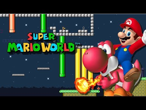 Super Mario World - Star Road