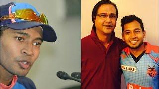 সংগীত শিল্পী আসিফ আকবর কে পাগল বললেন মুশফিকুর রহিম |  Mushfiqur comments on Asif Akbar 2016