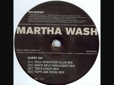 Martha Wash - Carry On '97 (Tee's Crazy Mix) - Full Version