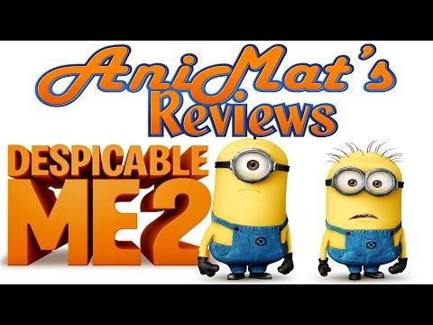 Despicable Me 2 - AniMat's Reviews