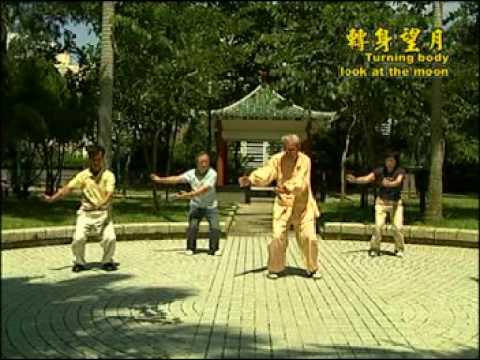 18 Chi Quong Shibashi (Tai Chi Qigong 18)