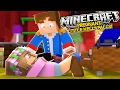 PREGNANT LITTLE KELLY FALLS?! Minecraft Our Future Life w/LittleKellyandLittleDonny (CustomRoleplay)