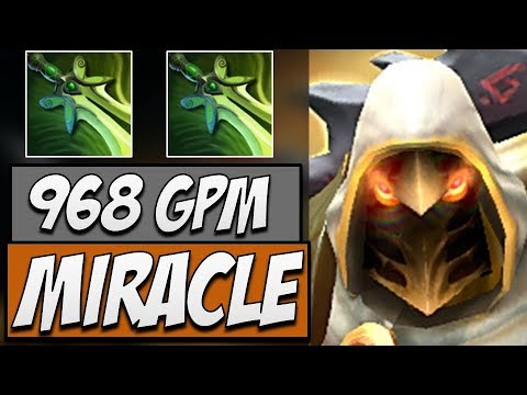 Liquid.Miracle Juggernaut - 9176 MMR| Dota 2 7.07 Gameplay 7.14