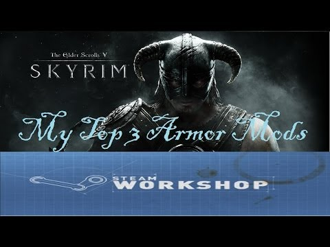 Skyrim - Armor Mod Reviews (My Top 3)