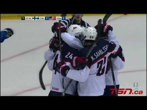 2018 U18 Men's Worlds   Team USA Claims Silver Medal