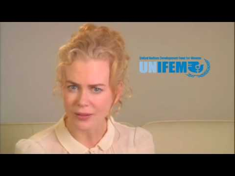 MaximsNewsNetwork: NICOLE KIDMAN: WHY I SUPPORT NO VIOLENCE AGAINST WOMEN CAMPAIGN (UNIFEM)