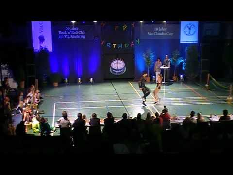 Coletta Braun & Philipp Seidenschwarz - Via Claudia Cup 2011