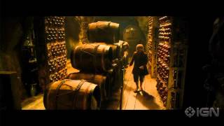 The Hobbit: The Desolation of Smaug - Into The Barrels! Clip