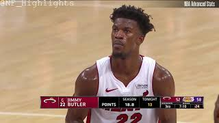 Jimmy Butler  22 PTS 6 REB: All Possessions (11/08/19)