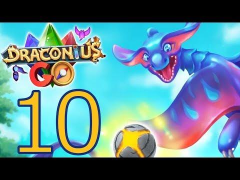 Draconius GO #10 (Najmocniejsze istoty w grze, najlepsze ataki + moje TOP Bestii) #1
