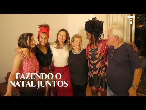 PERNIL DE NATAL | Fazendo o Natal Juntos com Ana Paula Xongani thumbnail
