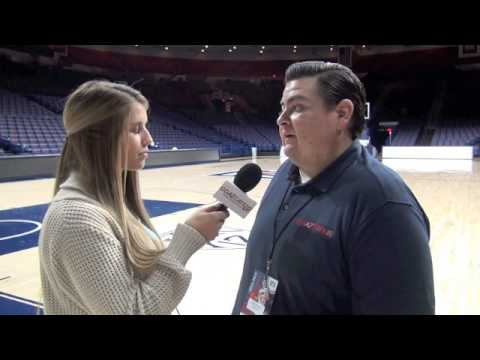 Arizona Basketball- Post Game CSUN