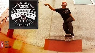 Vans Gilbert Crockett Shoe Wear Test ft. Uncle Sam Bellipanni