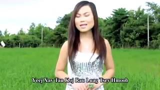 Hmong new song 2014 Niam nkauj txhav qaib.