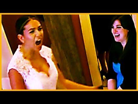 The Wedding Dress Prank