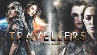 Travellers | Supercorp & Clexa Crossover