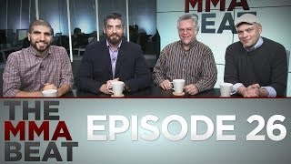 The MMA Beat - Episode 26
