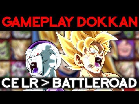 On teste Goku Freezer LR en BattleRoad TEC #DOKKANBATTLE
