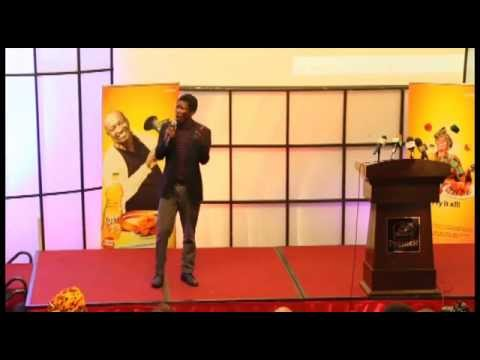 GH Comedian Augustin Dennis-On getting too much change & local radio