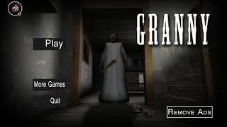 Granny game kinh dị #1 (hết hồn )