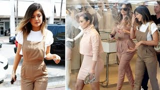 Kylie Jenner Looking Super Cute During Miami Dash Visit With Kim And Khloe [2014]
