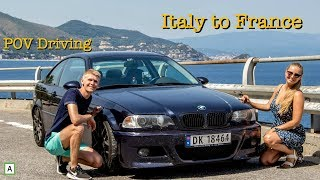 Exploring The French Riviera with my M3! Roadtrip 2019