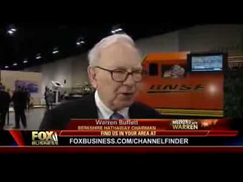 2010 Berkshire Hathaway Meeting- Warren Buffett On Capitalism- Fox Business