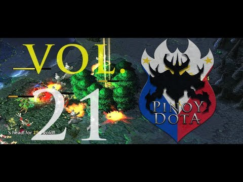 PhDotA - Pinoy DotA Top10 Weekly Vol. 21