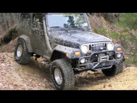 My 2002 Jeep Wrangler TJ Video