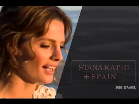 Stana Katic's Favorite Castle Moment