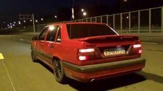 Volvo 850 T5 Best exhaust ever!