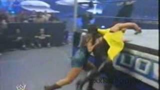 6 Divas Halloween Tag team Match