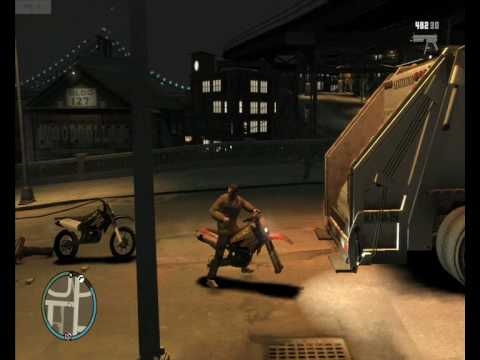 GTA IV PC Version ( Hoverbike)