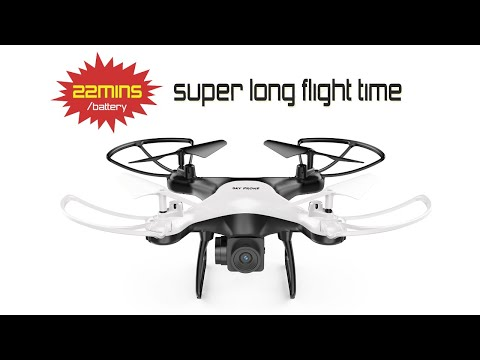 ZIGO TECH 22 Minutes super #long flight time drones#